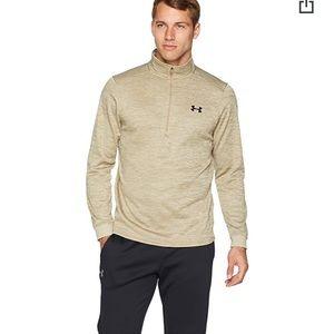 Under Armour Half Zip Pullover Sweatshirt